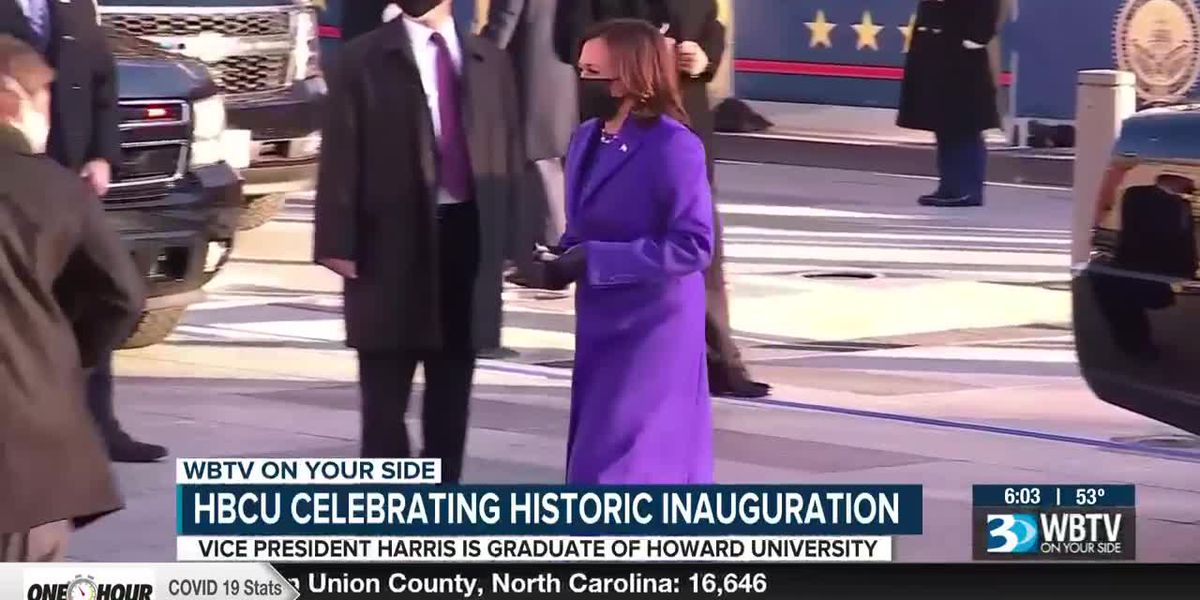 Local Howard University grad inspired to see one of their own as US vice president