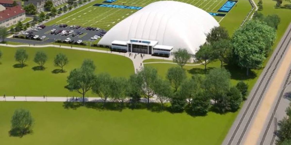Email from Panthers president confirms practice bubble timeline, ticket price change