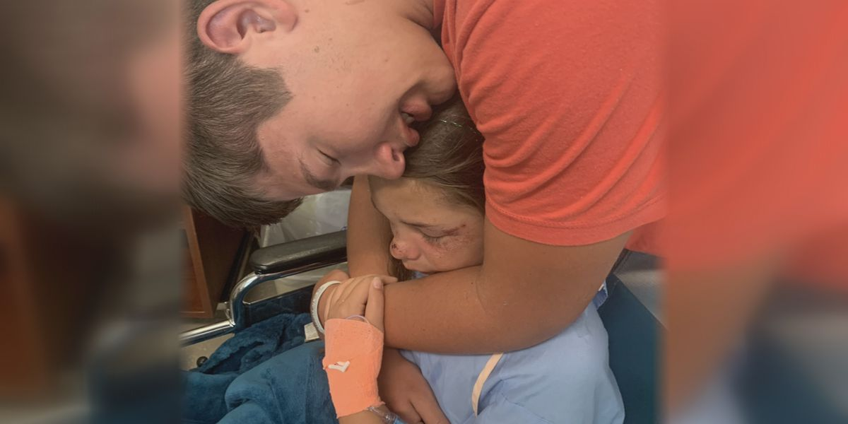 'God was with us'; Gaston County family survives head-on collision