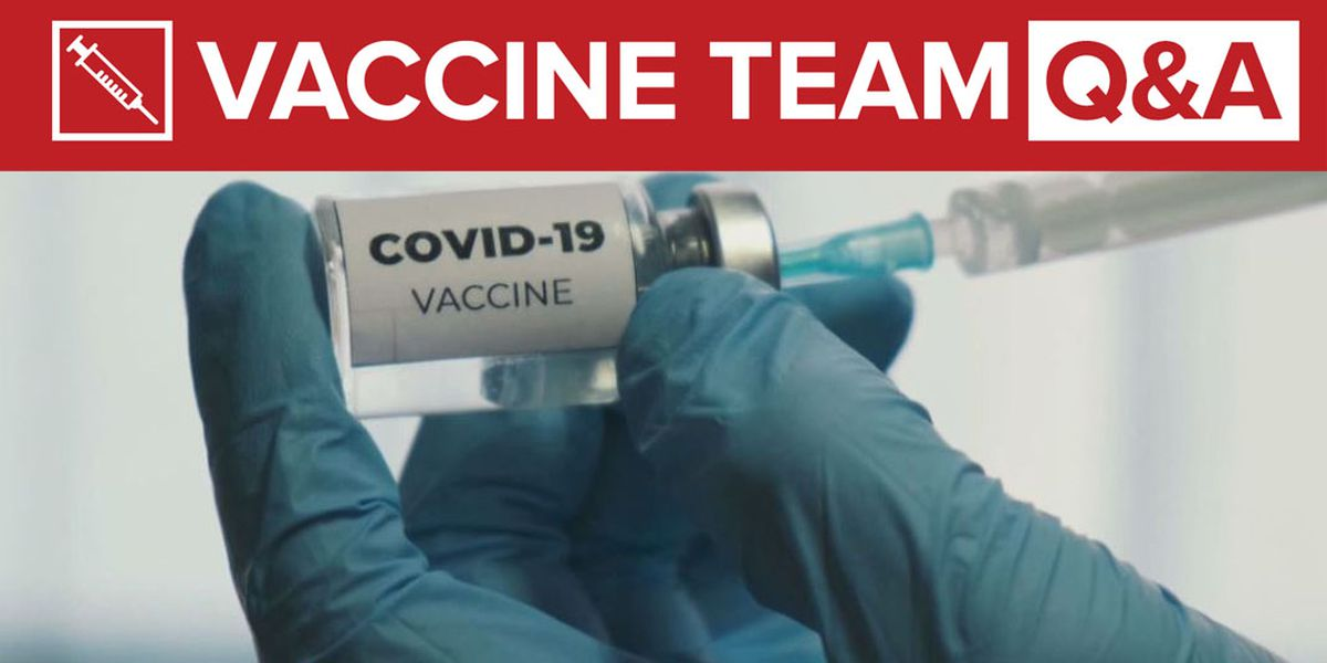 VACCINE TEAM: Can I get vaccinated if I currently have COVID-19?