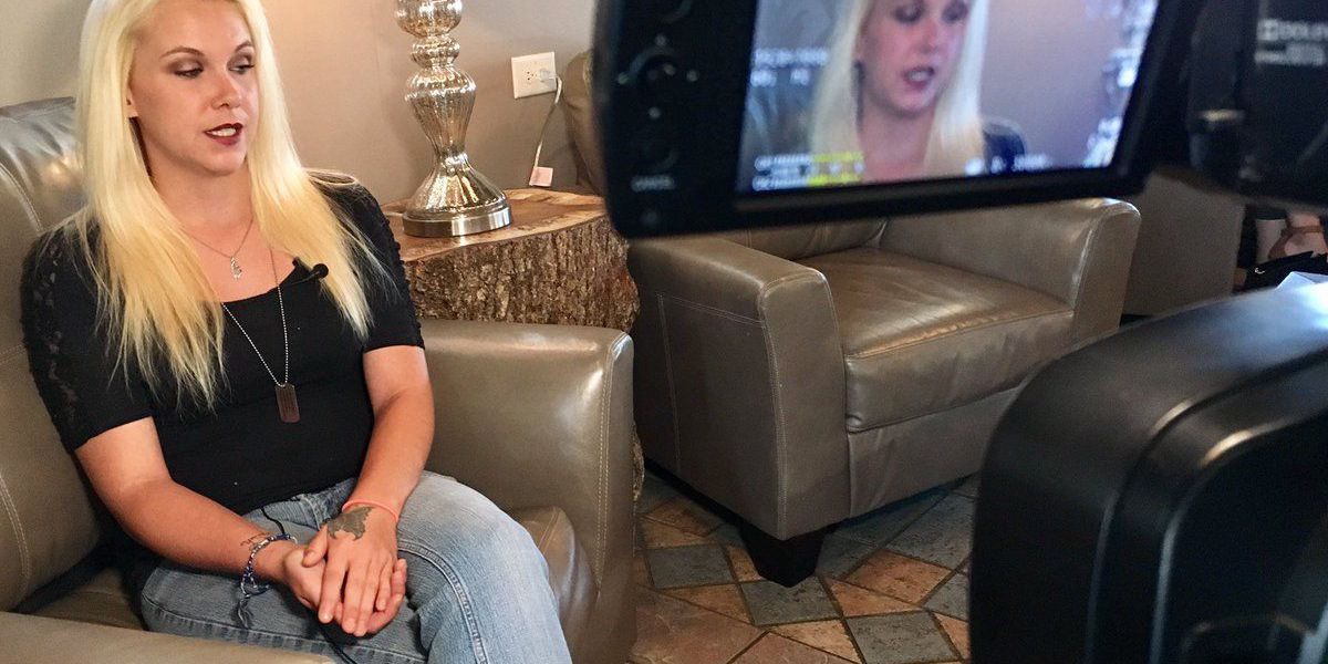'I'm not that girl' Overdose victim speaks out on drugs and coming clean