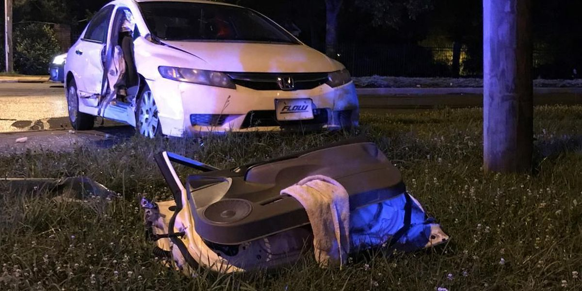 CMPD: Driver runs red light injuring four people in east Charlotte