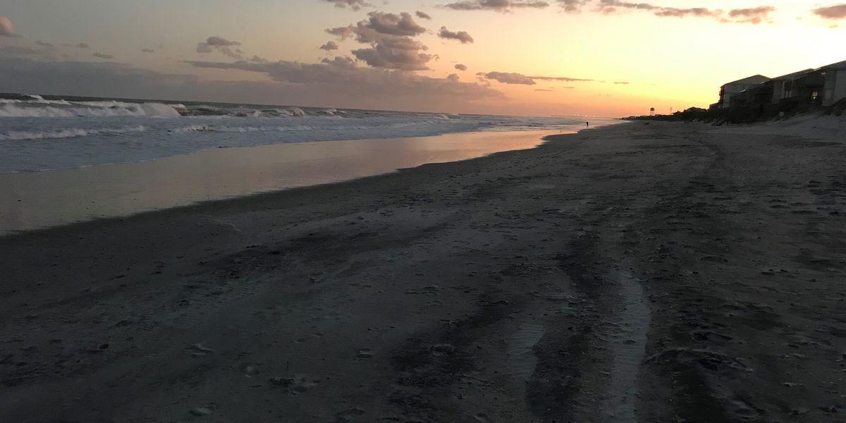 62-year-old man drowns in Topsail Beach