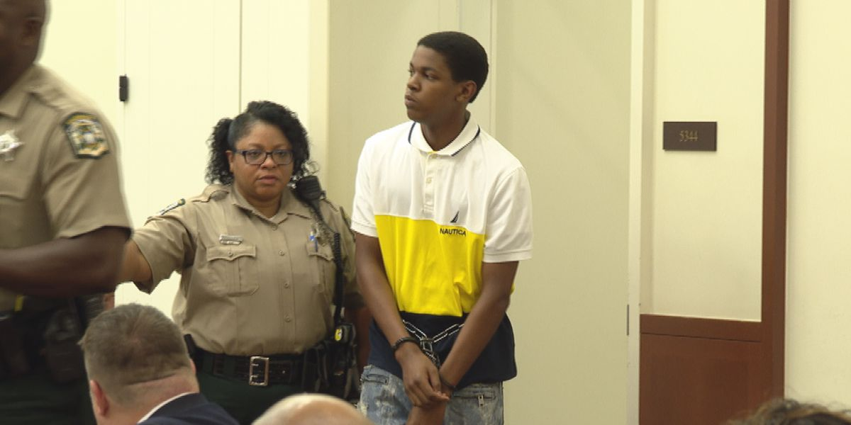 Teen pleads guilty in court after deadly shooting in Pineville