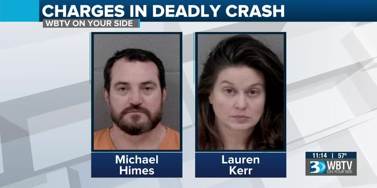 Charges in deadly crash