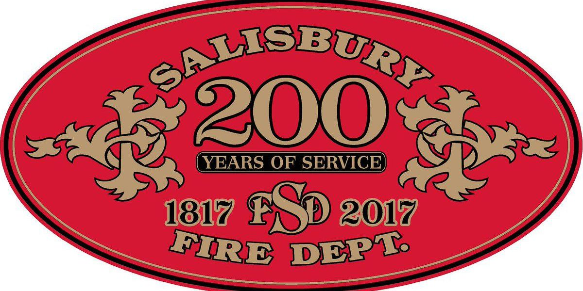 Salisbury Fire Department to celebrate 200 years of service