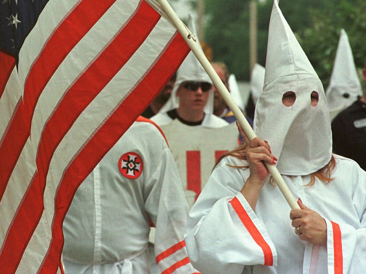 Alabama newspaper editor calls for KKK to lynch Democrats in DC