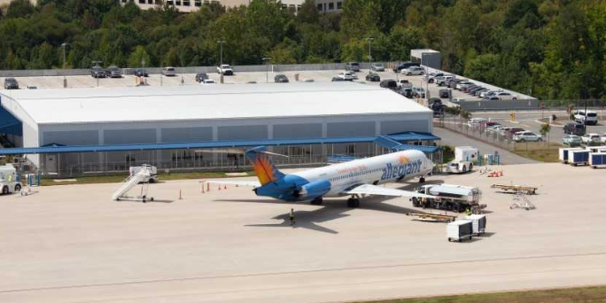 Concord-Padgett Regional Airport offers tips for spring breakers