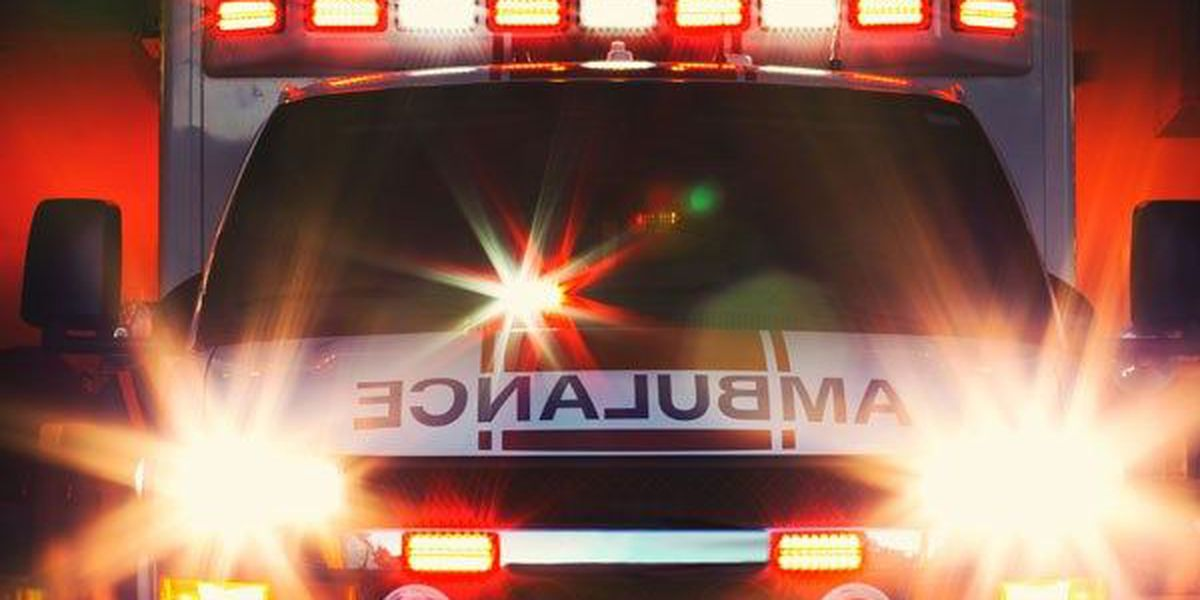 Man dead after being pinned under riding lawnmower in rollover accident