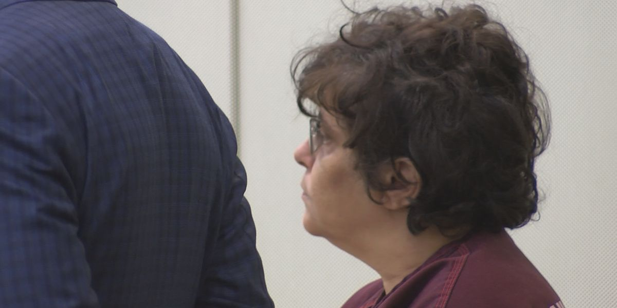 Woman accused of fatally running over elderly woman at grocery store makes first court appearance