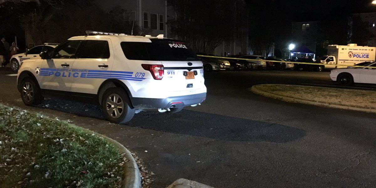 CMPD investigating homicide in the University area