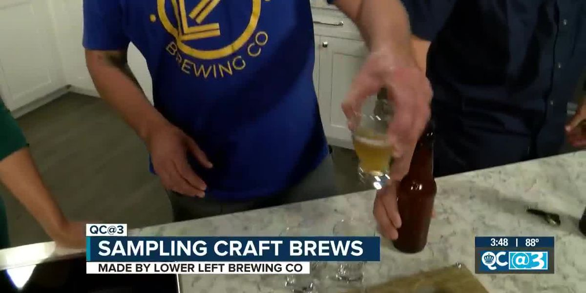 Lower Left Brewing Co serves up craft brews