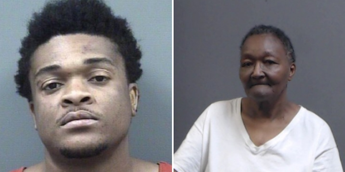 Man and 75-year-old grandmother charged with assaulting deputy in Rowan County