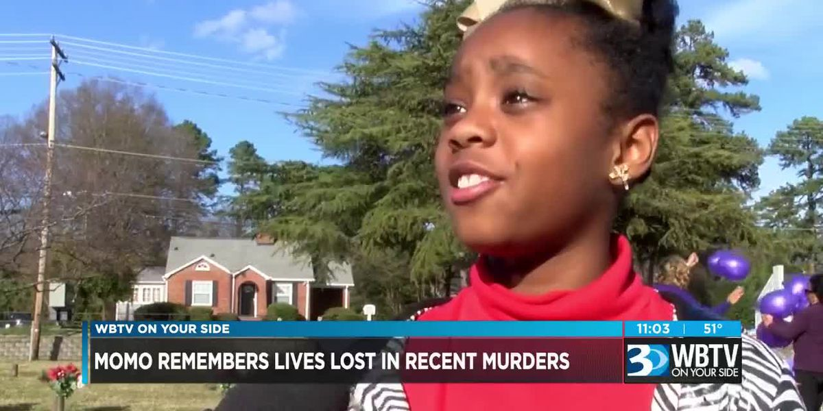 'My community is killing their family,' 9-year-old reacts to homicides in Charlotte