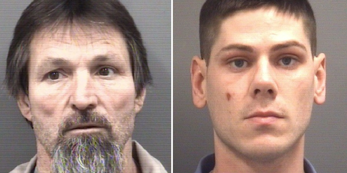 Both recent additions to Rowan Sheriff's Most Wanted list now charged