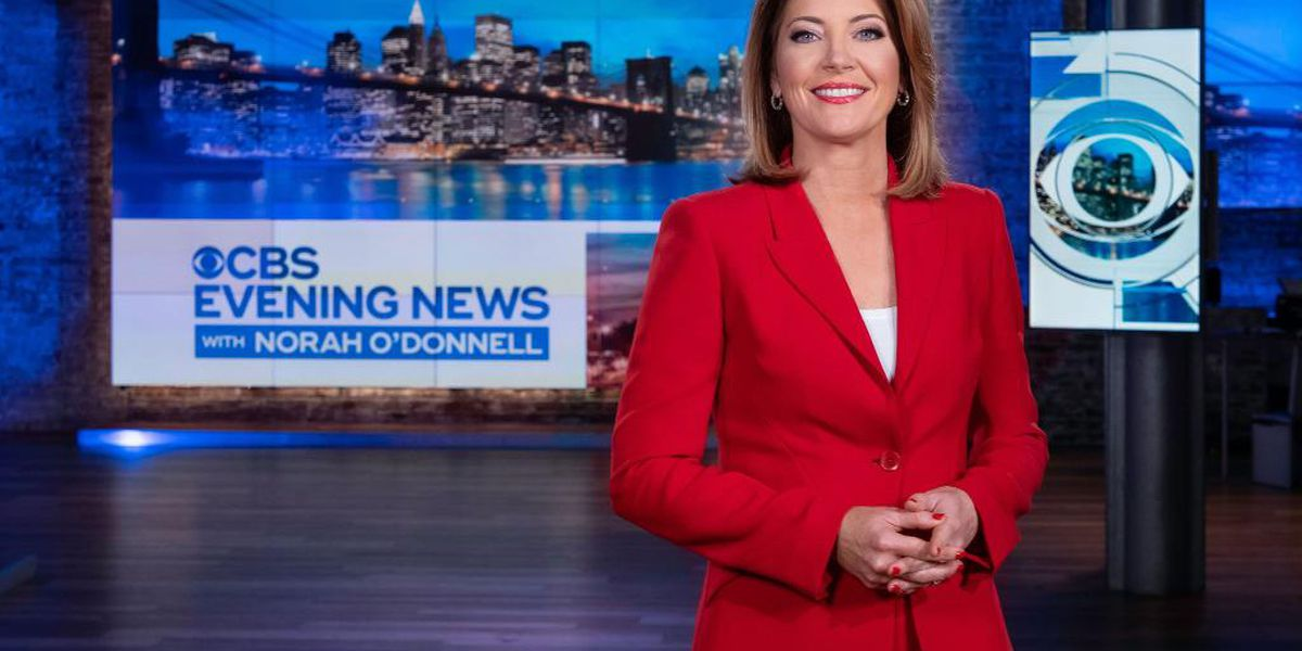 'Norah is the right person at the right time': WBTV catches up with the new anchor of The CBS Evening News