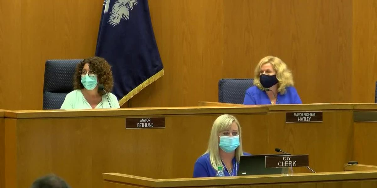 Myrtle Beach City Council approves face mask mandate through Labor Day