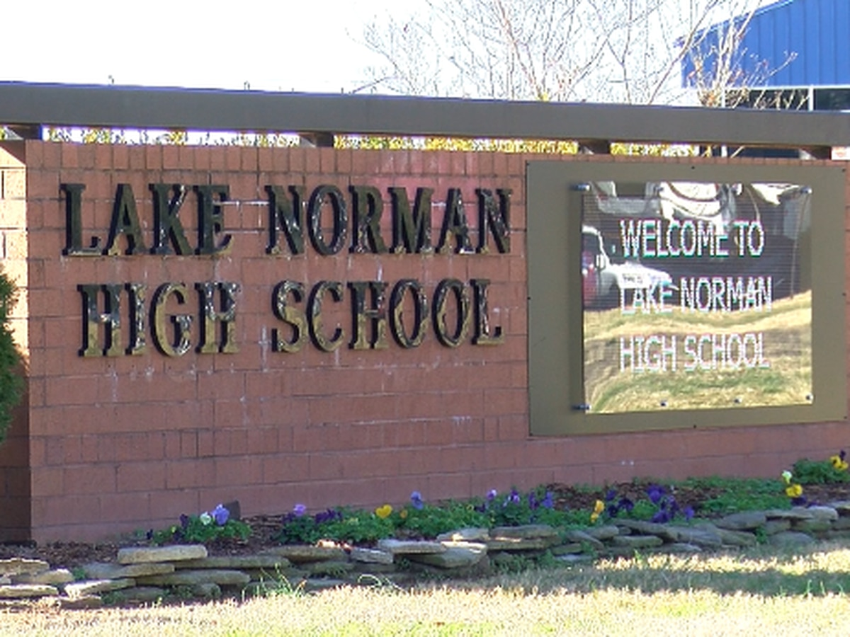 Lake Norman High School using bottled water after tests show elevated level of contaminant in water