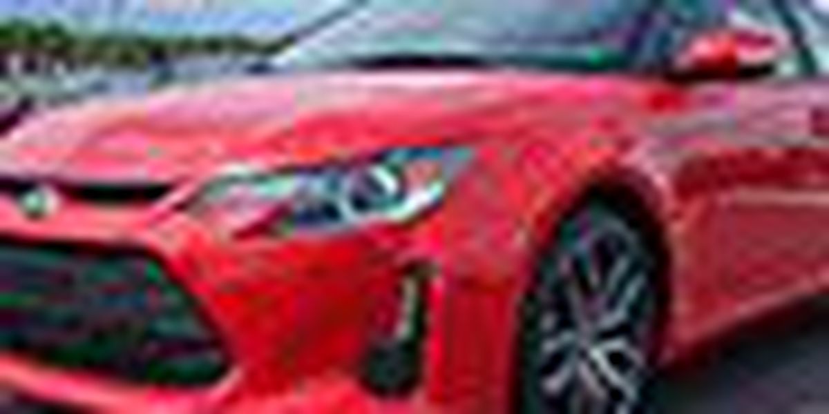 2015 Scion tC arrives at Toyota of N Charlotte