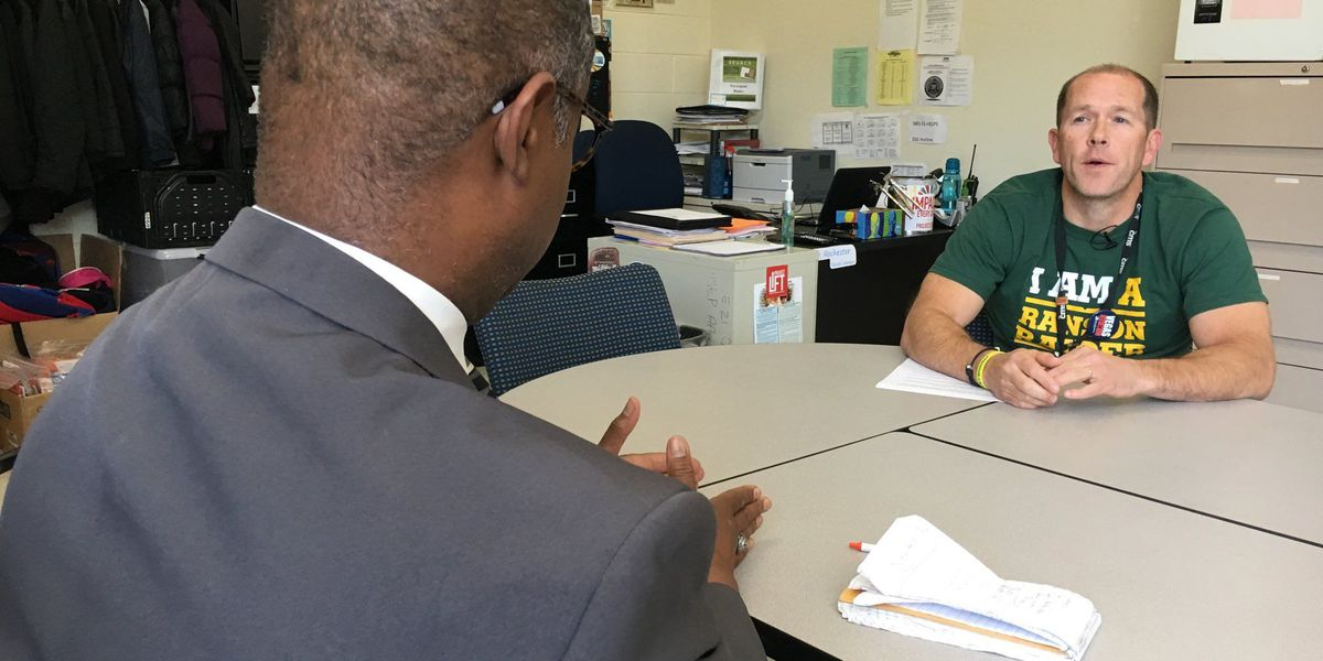 Ranson IB Middle School students, staff fight for more social workers