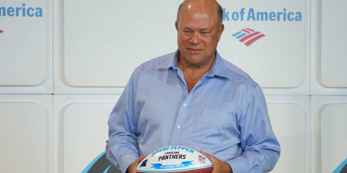 David Tepper begins new chapter of Panthers football