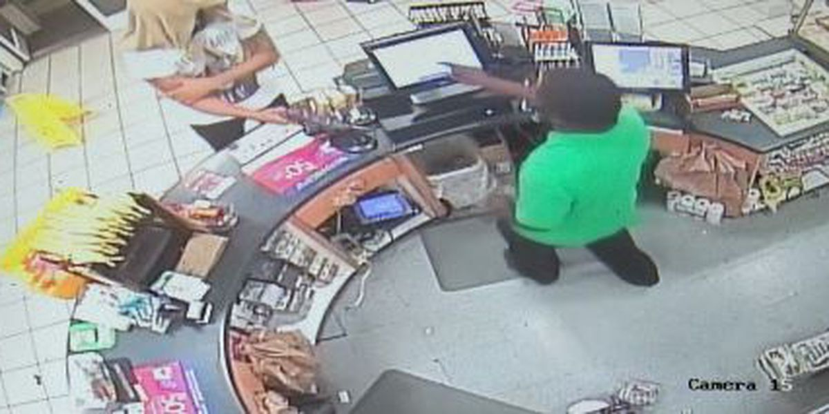 Crime Stoppers: CMPD looking for cloaked criminal who robbed 7-Eleven in southwest Charlotte