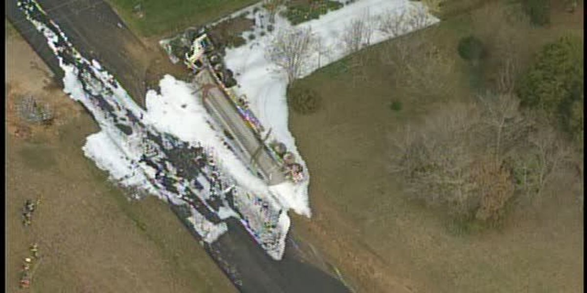 DOT: Clean up time extended for Bringle Ferry Road ethanol spill