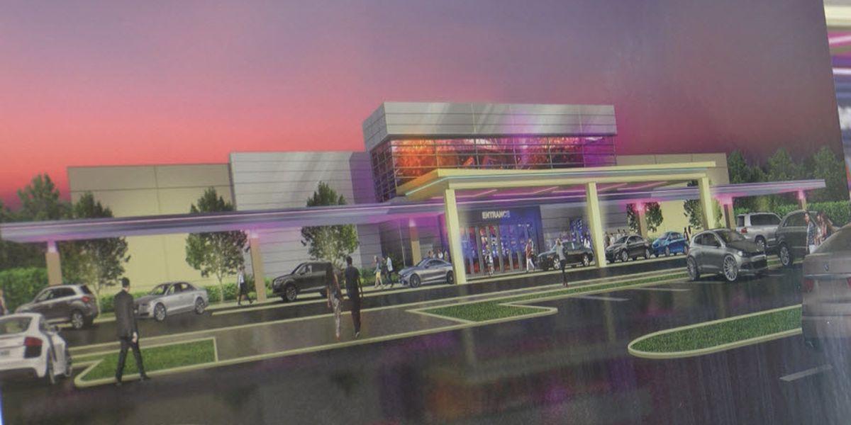 North Carolina county opposes South Carolina tribe's casino