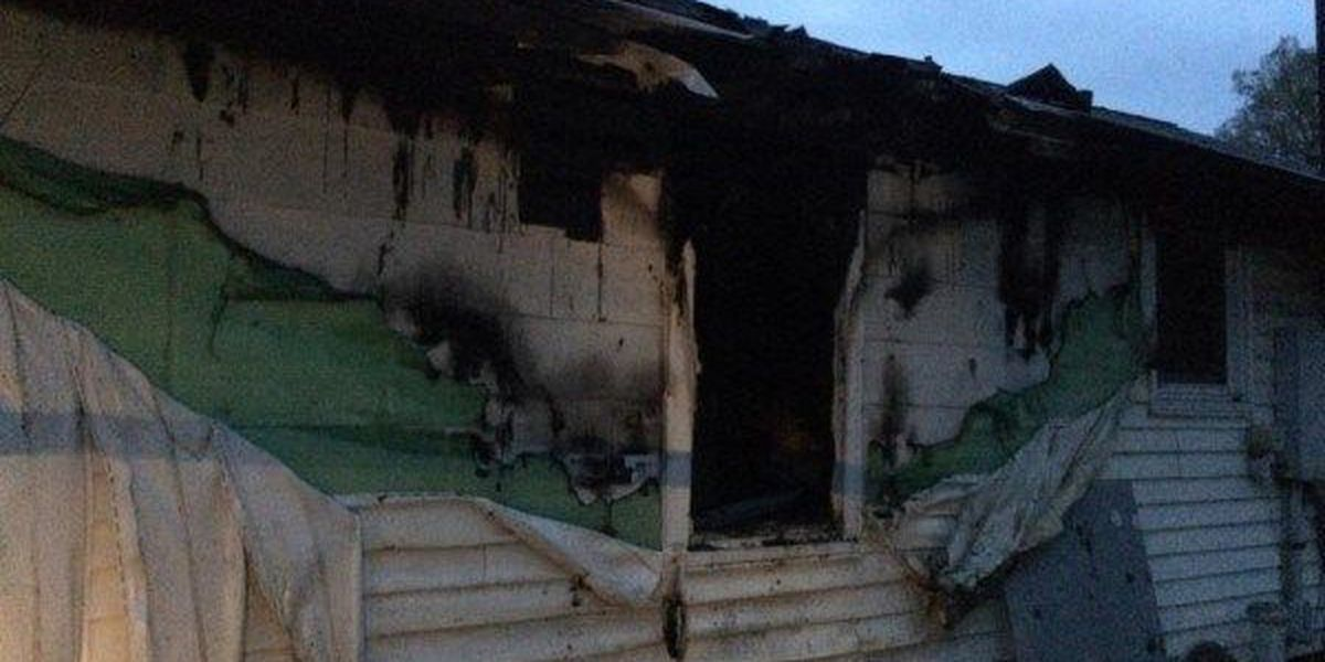 Unattended candle ignites Gastonia house fire