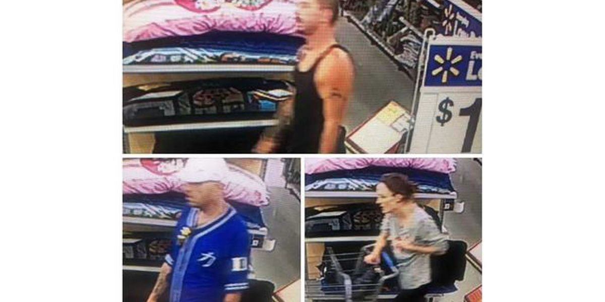 3 stole purse from elderly woman in wheelchair at Walmart, NC police say