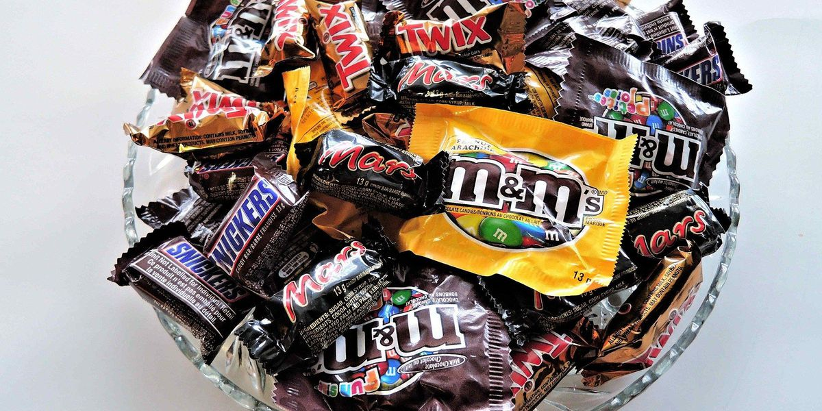 What is NC's favorite Halloween candy? This year, a new No. 1 reigns.