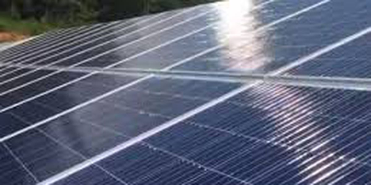 Rowan commissioners to discuss large solar farm proposal