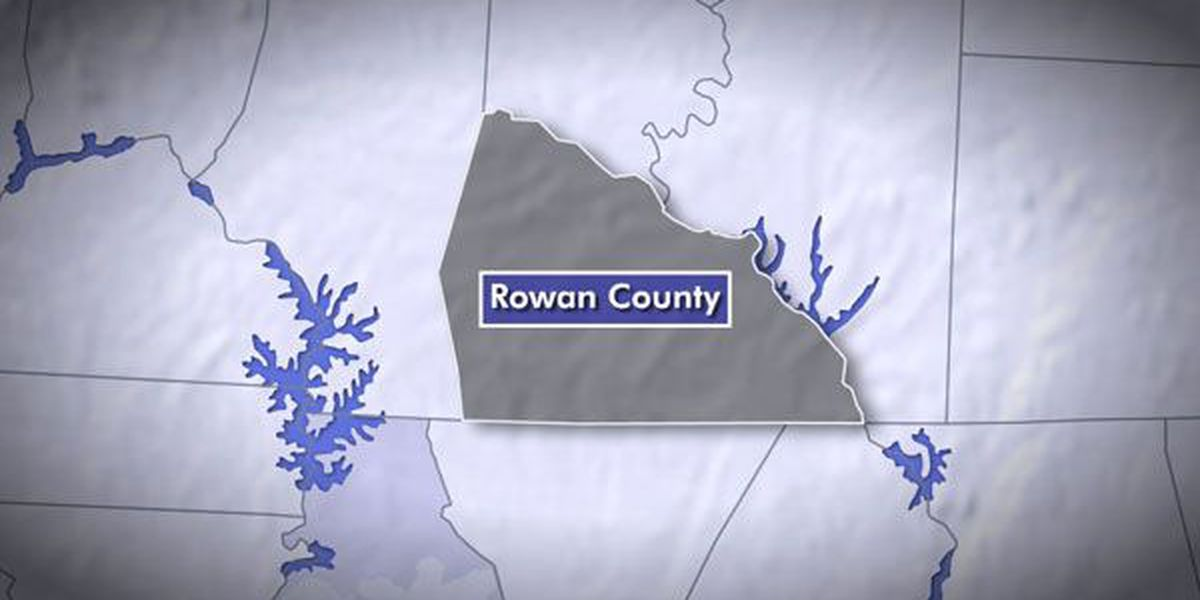 Fire sparks at Rowan Co. mobile home