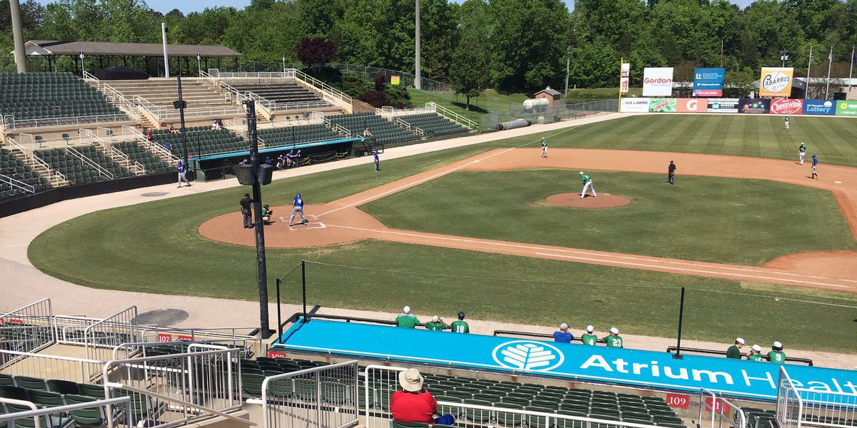 Thursday night marks final game at Kannapolis Intimidators stadium
