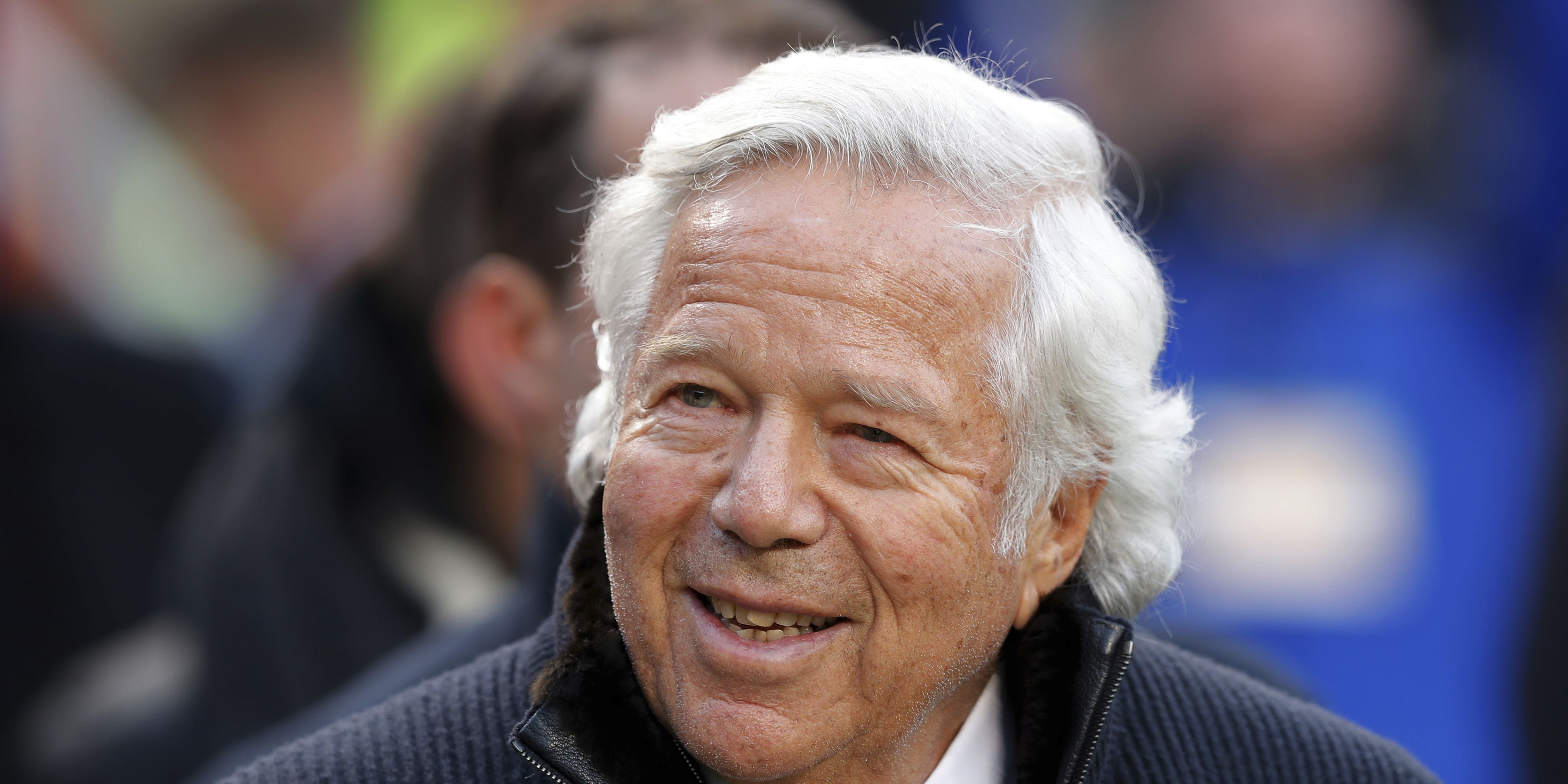 Patriots owner Robert Kraft arrested on sex crime charges in Florida