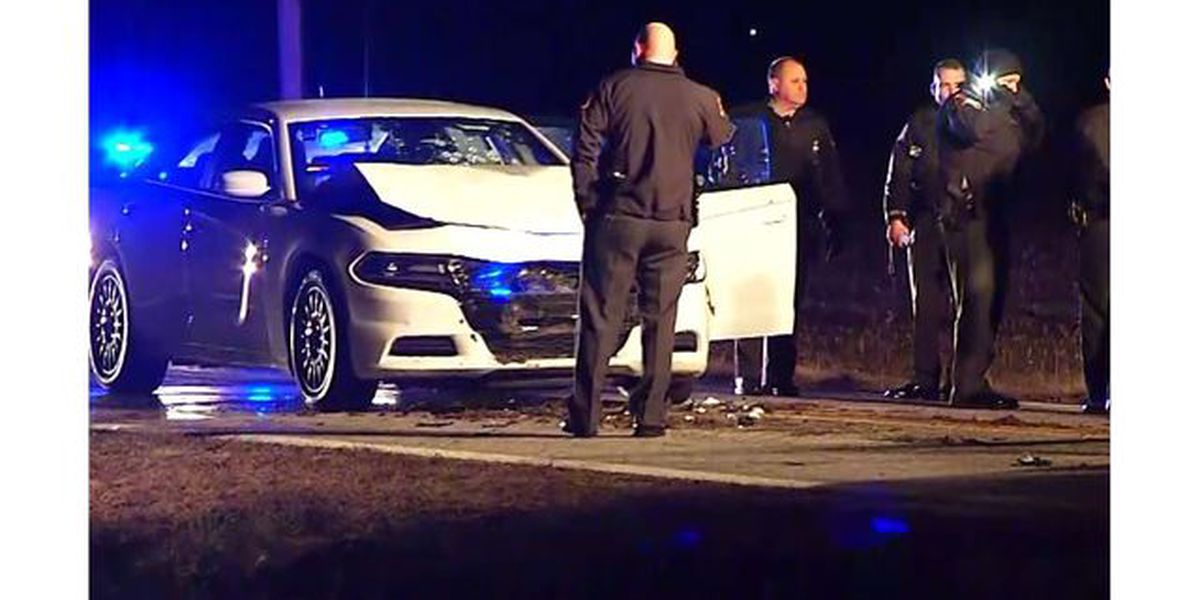 NC State Highway Patrol trooper shot in Wilson County, officials say