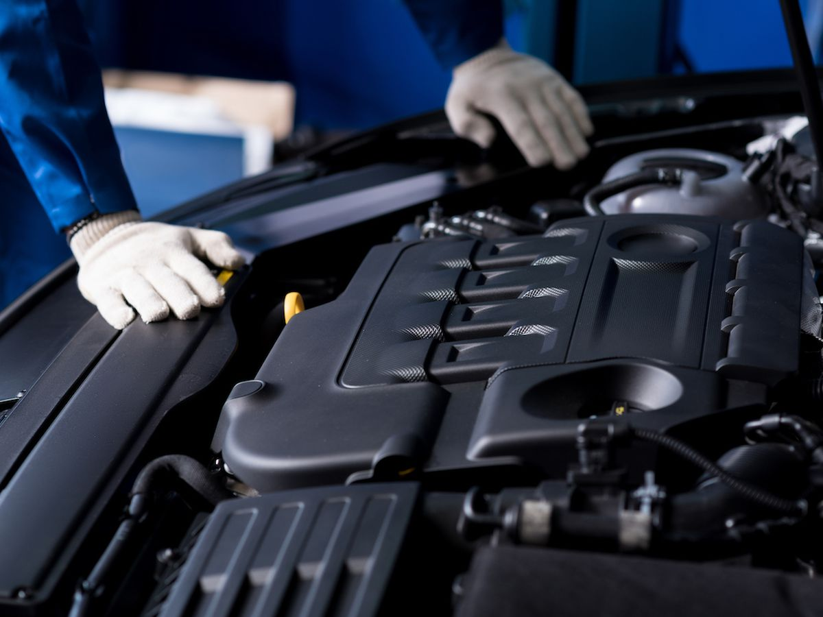 Toyota of N Charlotte explains engine placement