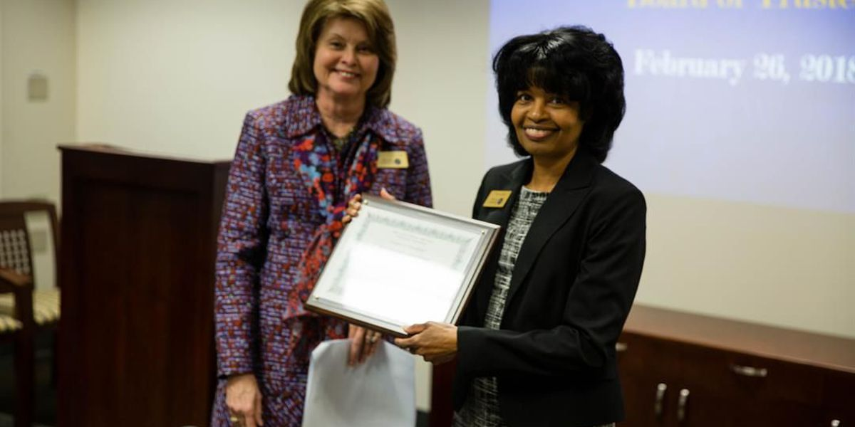 Small Business Center at RCCC named 'Center of Excellence'