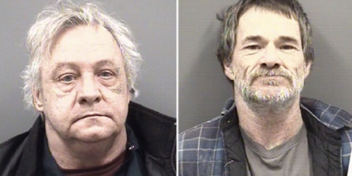 Two men charged for $1.6 million theft and damages at Rowan business