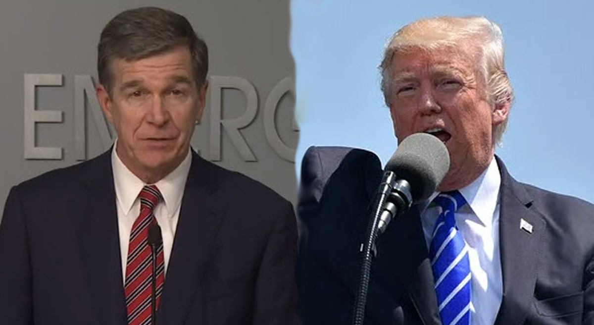 Trump calls Cooper, asks for full GOP convention with no social distancing or masks