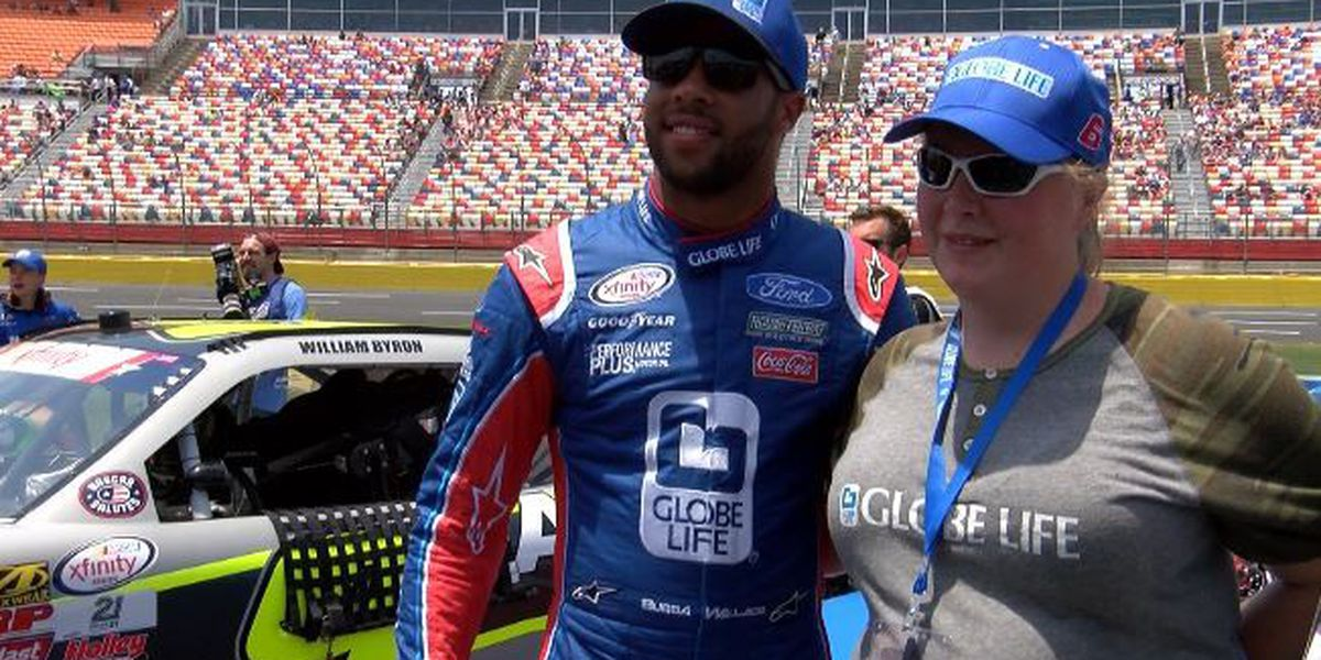 BLOG: I'm excited to see Darrell Wallace Jr get a chance in the Cup Series and so is NASCAR