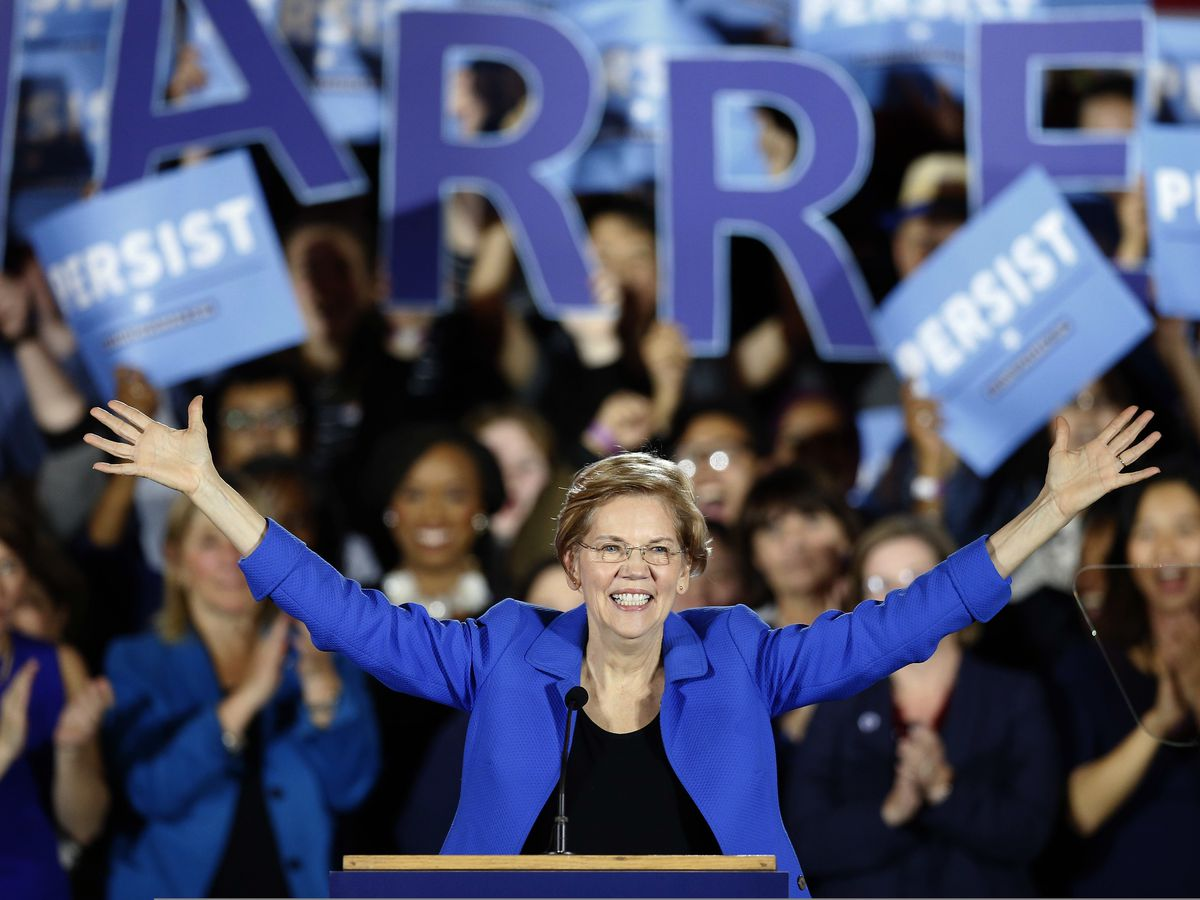 Neighbors wage shadow campaigns in New Hampshire for 2020