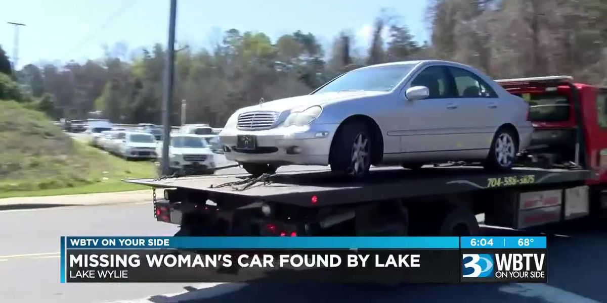 Missing woman's car found at Lake Wylie marina