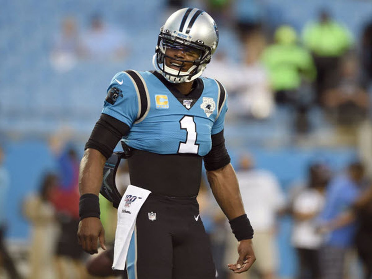 Carolina Panthers GM finally explains the team's process of releasing Cam Newton