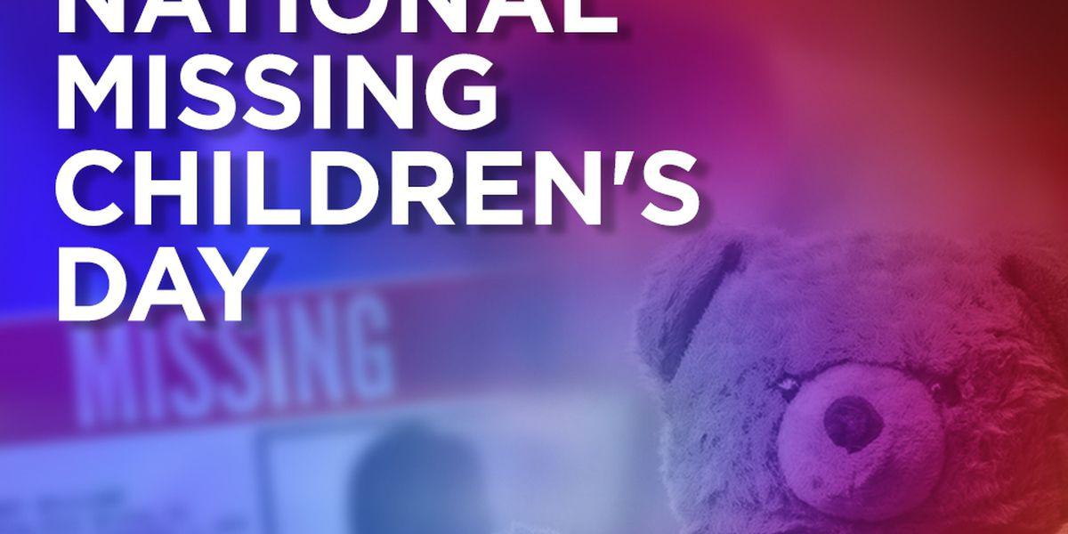 FBI, DOJ asks for public's help during National Missing Children's Day