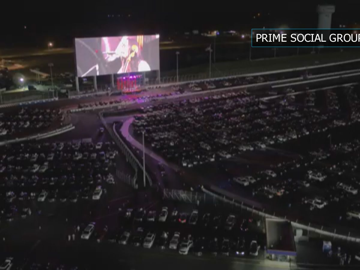 Drive-In concerts become popular alternative to traditional concerts during pandemic