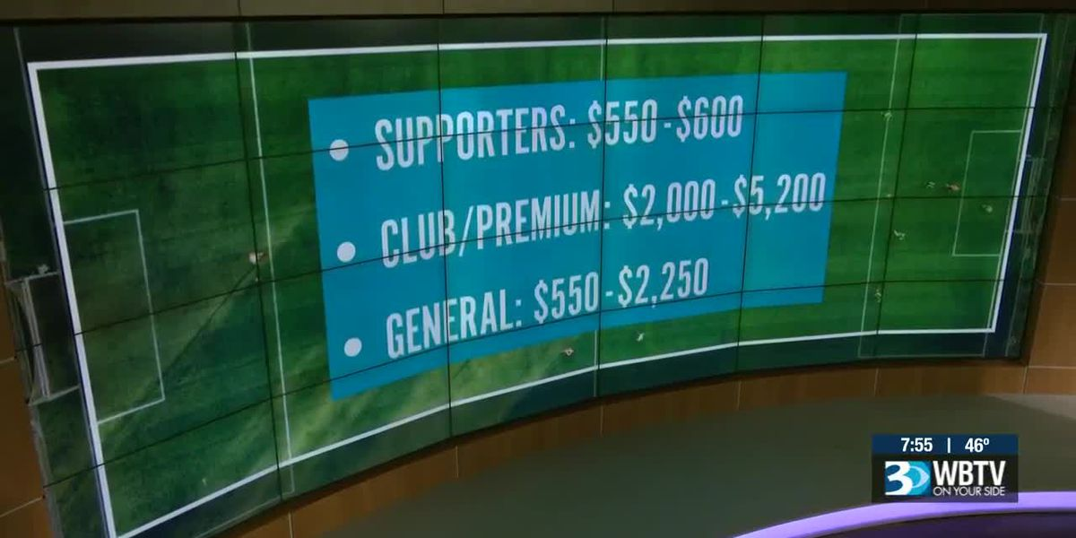 3 Things: How much Charlotte MLS tickets could cost