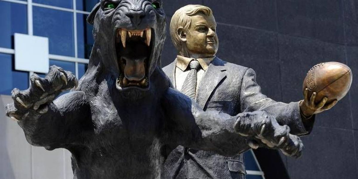 They own part of the Carolina Panthers, but remain silent as sale of team looms