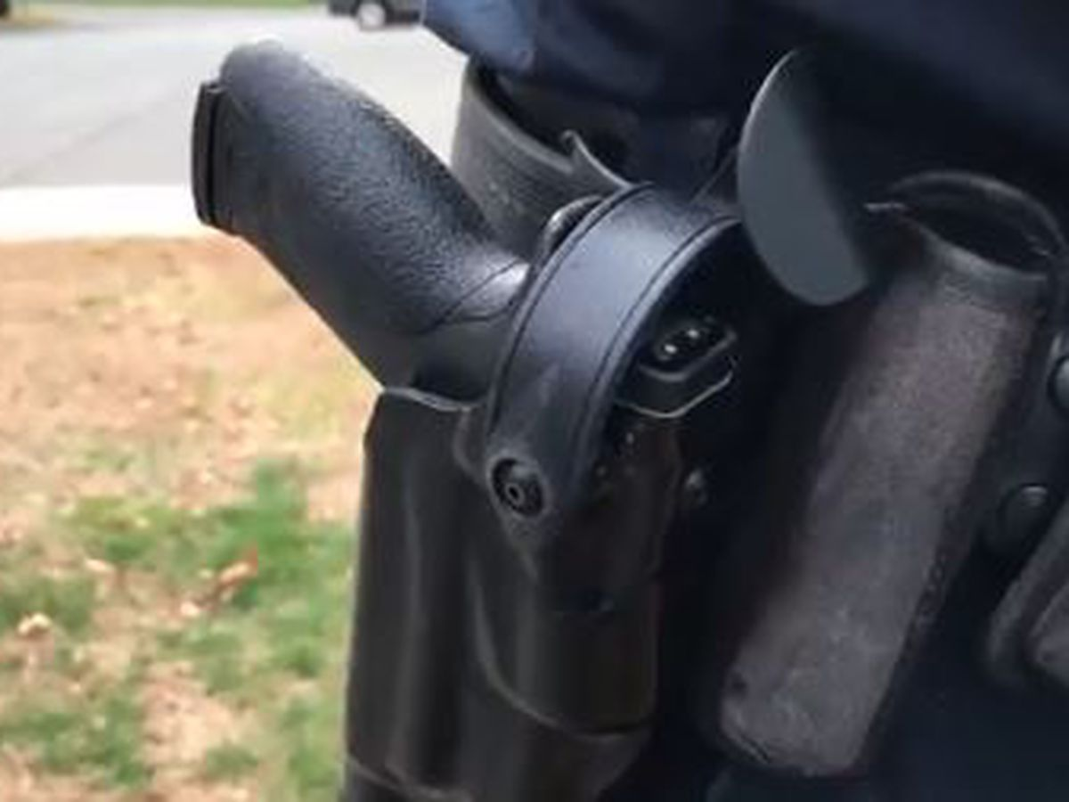 CMPD tracking how often officers pull their firearms