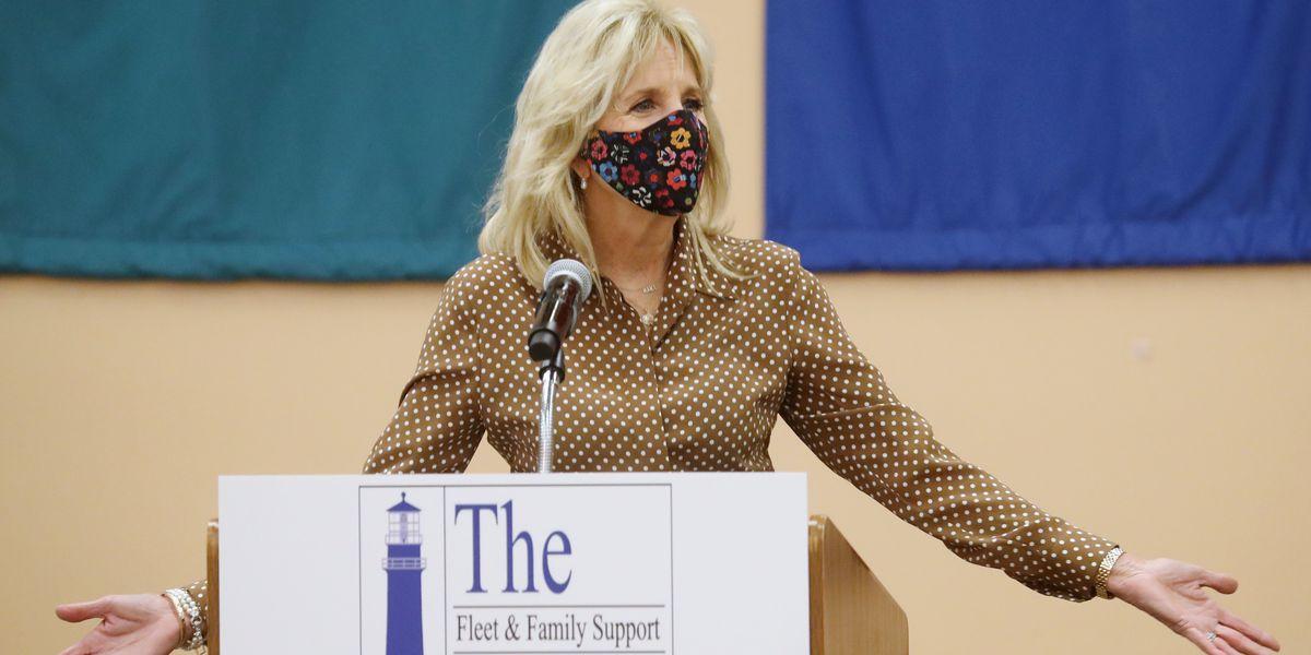 White House: Jill Biden arrives for medical 'procedure'